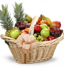 Fruit Basket 10 Items and 2 Quantities Each