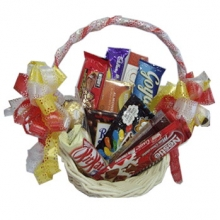 Assorted Choco Basket 01