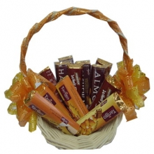 Assorted Choco Basket