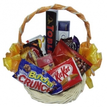 Assorted Choco Basket 07