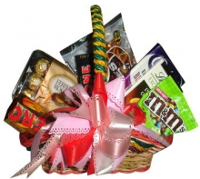 Assorted Choco Basket 13