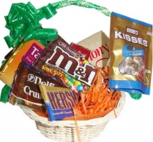 Assorted Choco Basket 14