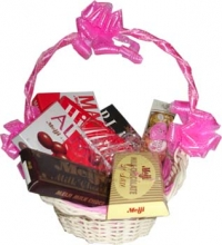Assorted Choco Basket 15