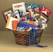 Chocolates Lovers Basket