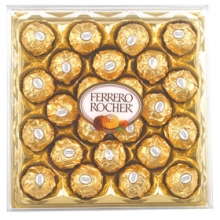 24 pcs Ferrero Rocher Chocolates