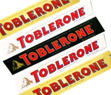 Toblerone 5 Varieties
