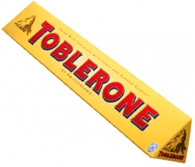 Toblerone Yellow 100g