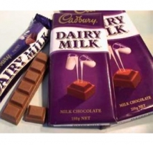 Cadbury Dairy Milk Chocolate Bar (1pc)
