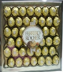 Valentines 40 pcs Ferrero Rocher Chocolates