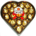 Ailesi Heart Chocolate 108 grams