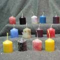 16 pcs multicolor candles