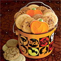 Trick-or-Treat Cookie Pail