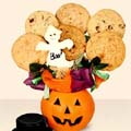 Halloween Muffin Treat