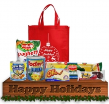 Christmas Basket - Christmas Galore Savers