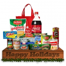 Christmas Basket - Ultimate Holiday Bundle