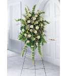 Sympathy Flower Stand Arrangement