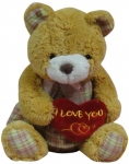 I Love You Brown Bear 11""