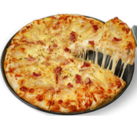 3-Cheese Pizza ( buy 1 take 1 )