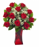 12 Elegant Red Rose Wishes