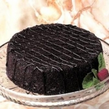 Dark Chocolate by Wilma's Yummy' Cake