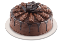 Chocolate Indulgence Cake by Red Ribbon