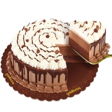 Choco Mousse Cake By Goldilocks