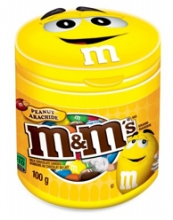 M&M's (202.2 g.) Yellow