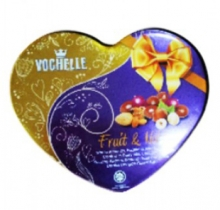 Vochelle Fruit and Nuts Heart