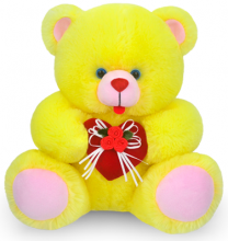 Small Yellow Color Teddy Bear