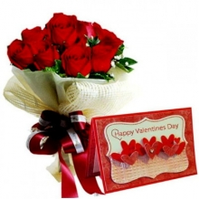 Buy 12 Get 12 FREE Red Roses