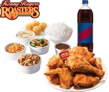 OMG Group Meal Meal By Kenny Rogers