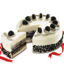 Cookies and Cream Cake by Red Ribbon