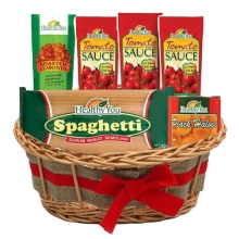 Holiday Healthy Basket