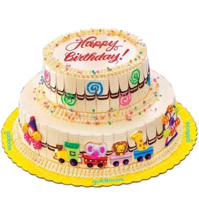 Carnival Theme Greeting Cake By Goldilocks