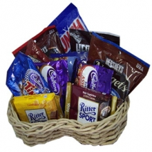Assorted Choco Basket 05