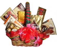 Assorted Choco Basket 11