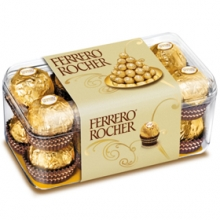 16 pcs Ferrero Rocher Chocolates