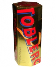 Toblerone Gold 6 Bar 50g/each