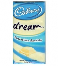 Cadbury Dream White Chocolate Bar 220g
