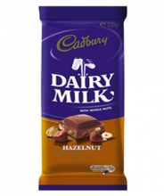 Cadbury Hazel Nut Chocolate Bar 1pc