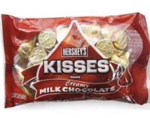 Hershey's Kisses: Creamy Milk Chocolate 240g