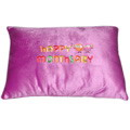 Nap Pillow w/ Happy Monthsary by Bear Huggs