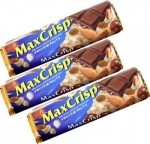 Tango: 3pcs Max Crunch Fruit & Nut 40g