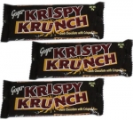 Goya: 3pcs Krispy Krunch Dark Choco 35g/each