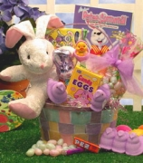 Bunny Love Easter Basket
