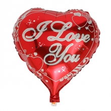 1 pc I LOVE YOU Balloon