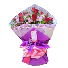 Big Heart Love Bouquet