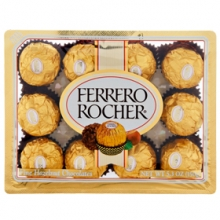 12pcs Ferrero Rocher