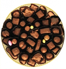 Vochelle Hazelnut coated w/ Dairy Milk Chocolate in Tin Can