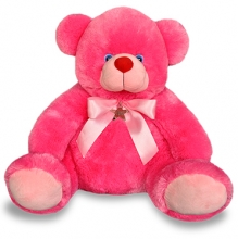 Pink Color Big Teddy Bear